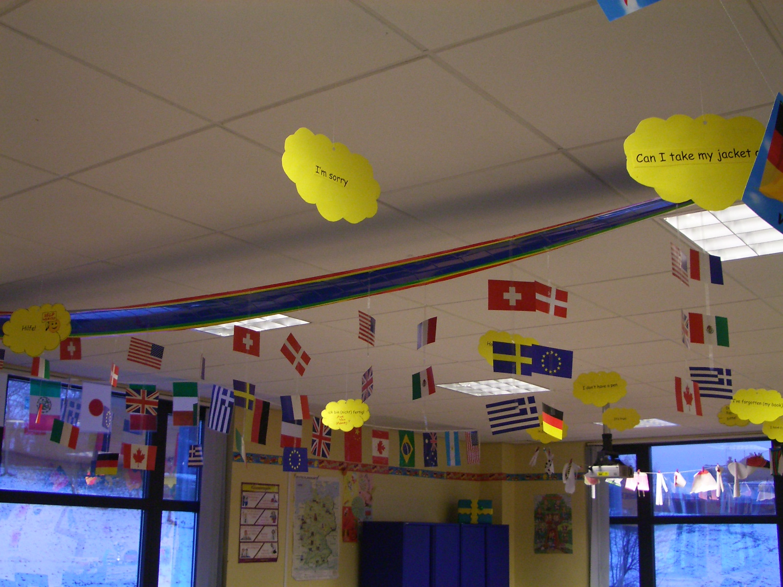 Modern Language Classroom Displays ~ Resources made by teachers for pdc in mfl